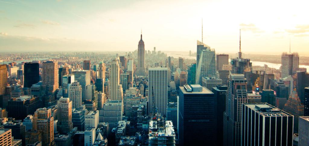 Silverback Development New York sky view