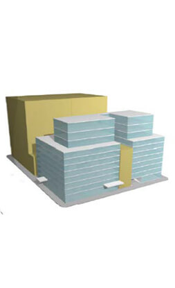 Silverback Development 21 Grenwich building sketch
